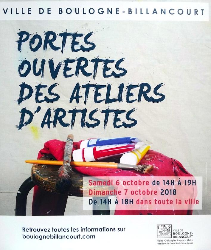Vaciouk Bijoux expose à Boulogne Billancourt