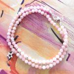bracelet étoile en opale vaciouk bijoux