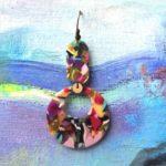 boucles d'oreilles pop vaciouk bijoux
