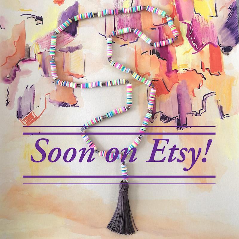 Retrouvez-nous bientôt sur Etsy!
